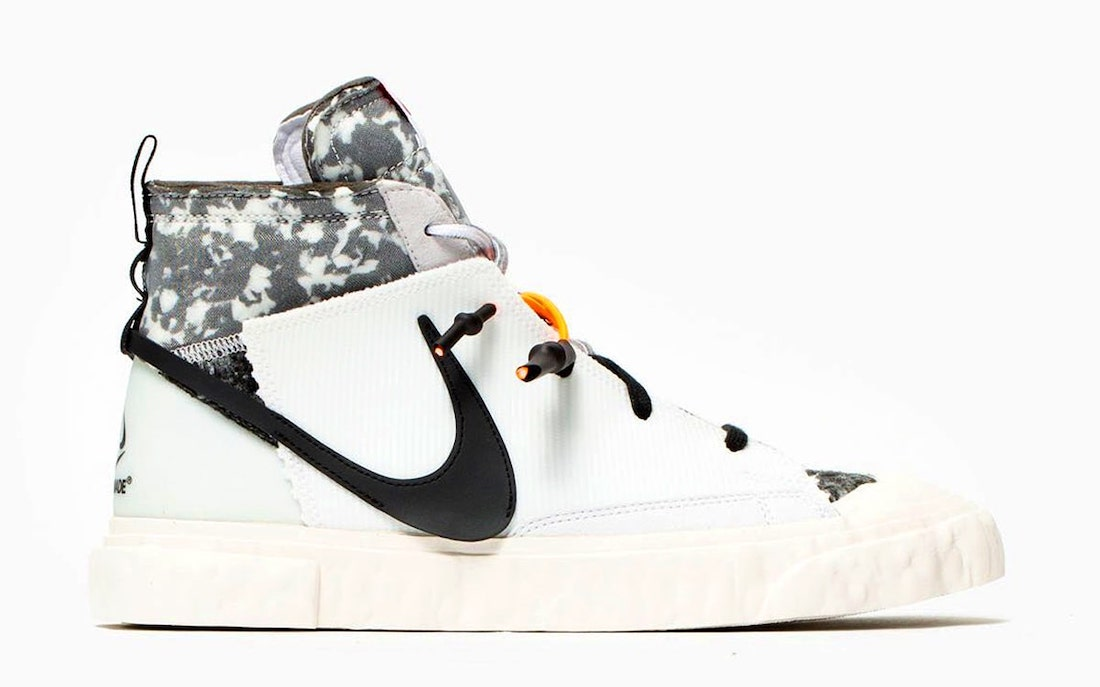 READYMADE Nike Blazer Mid White CZ3589-100
