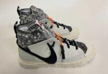 READYMADE Nike Blazer Mid White Release Date