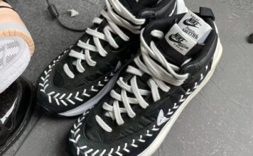 Sacai Jean Paul Gaultier Nike