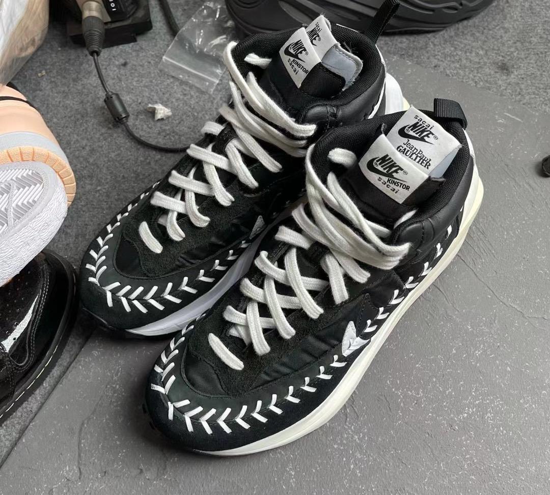 Sacai Jean Paul Gaultier Nike Release Date Info