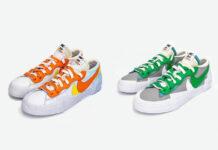 Sacai Nike Blazer Low Release Details