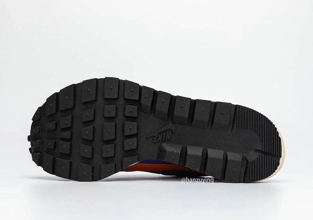 Sacai Nike VaporWaffle Dark Iris Purple Release Date