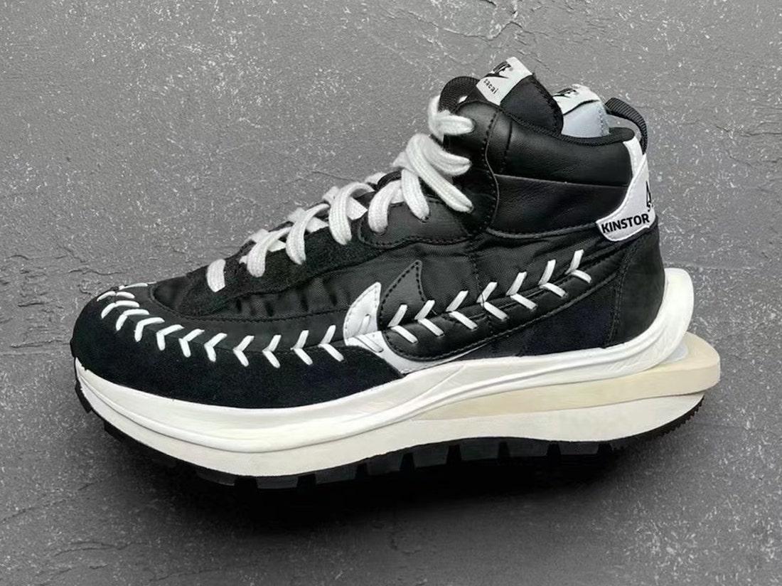 Sacai x Jean Paul Gaultier x Nike VaporWaffle Release Date