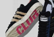 Size? adidas Campus 80s Fight Club