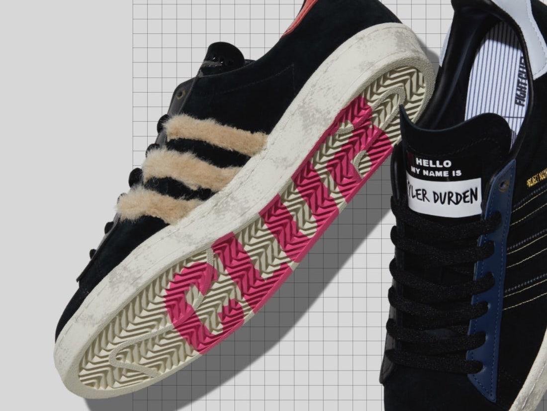 Size? adidas Campus 80s Fight Club