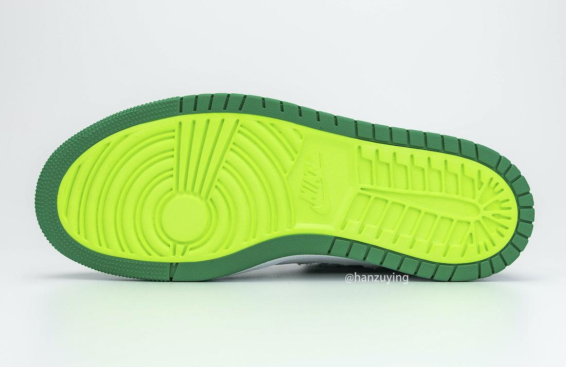 Stadium Green Air Jordan 1 Zoom Comfort CT0978-300 Release Date