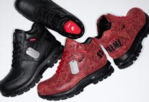Supreme Nike Goadome Release Date