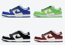Supreme Nike SB Dunk Low 2021 Release