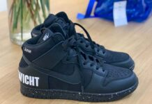 Undercover Nike Dunk High Chaos Black Release Date