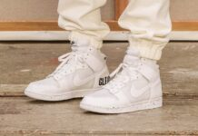 Undercover Nike Dunk High White 2021 Release Date Info