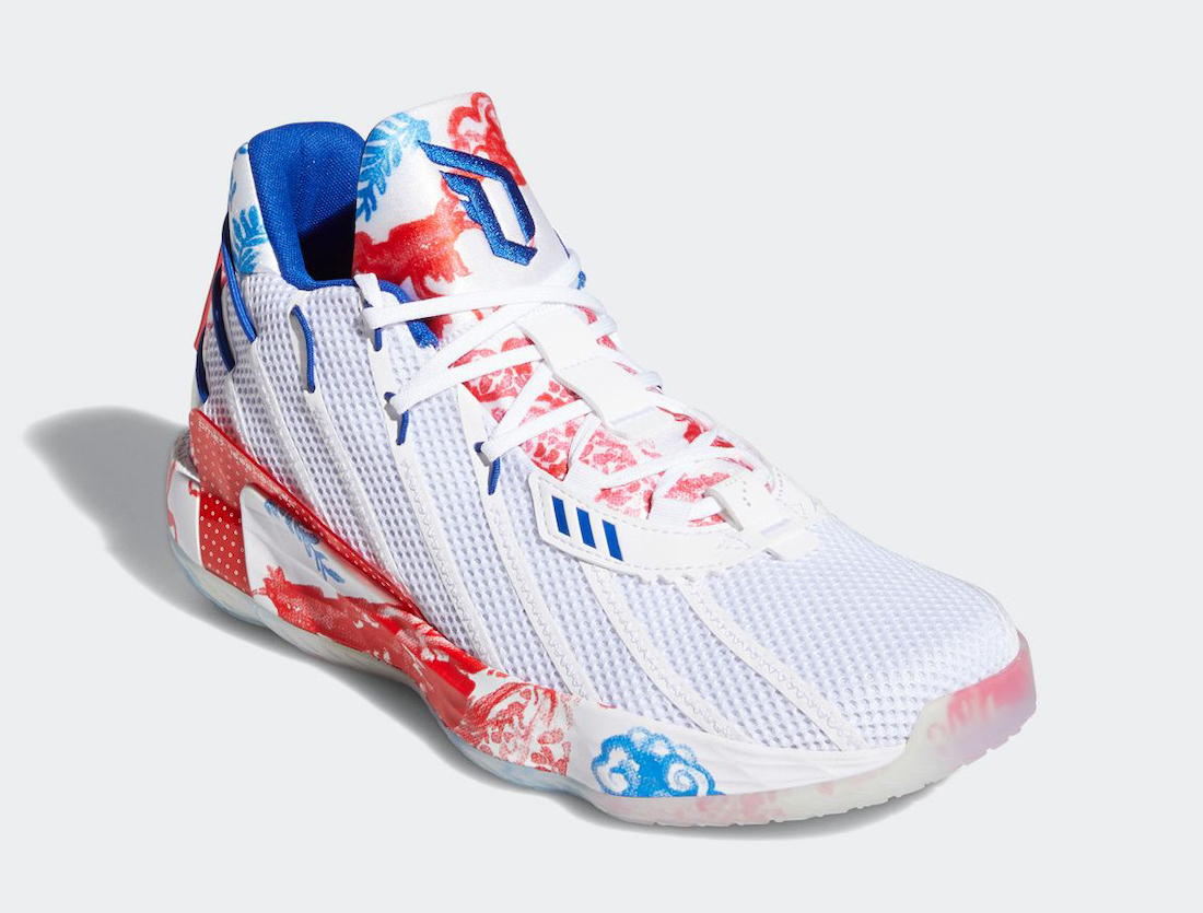 adidas Dame 7 Gift To The World FZ1102 Release Date Info