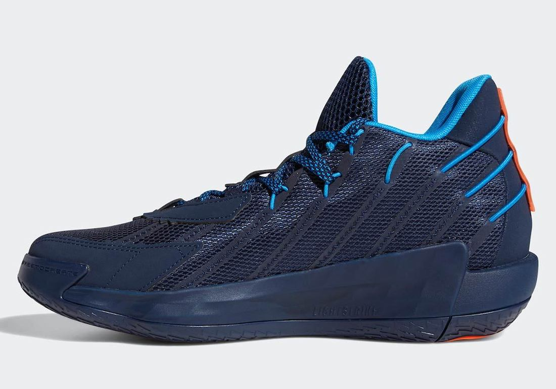 adidas Dame 7 Lights Out FZ1103 Release Date Info