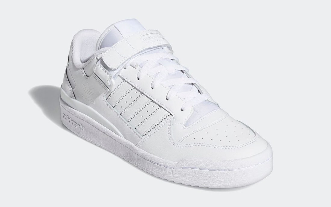 adidas Forum Low White FY7755 Release Date Info