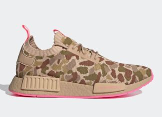 adidas NMD R1 Primeknit Duck Camo G57940 Release Date Info