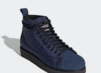adidas Superstar Boots Navy H05133 Release Date Info