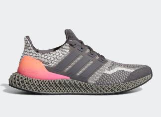 adidas Ultra Boost 4D 5.0 Grey G58161 Release Date Info