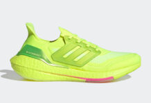 adidas Ultra Boost 2021 Solar Yellow FY0848 Release Date Info