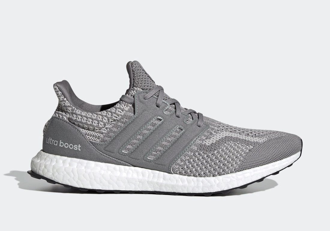 adidas Ultra Boost 5.0 DNA Grey FY9354 Release Date Info