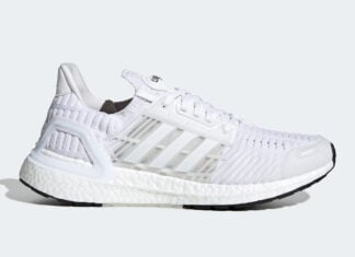 adidas Ultra Boost DNA CC_1 Cloud White FZ2545 Release Date Info