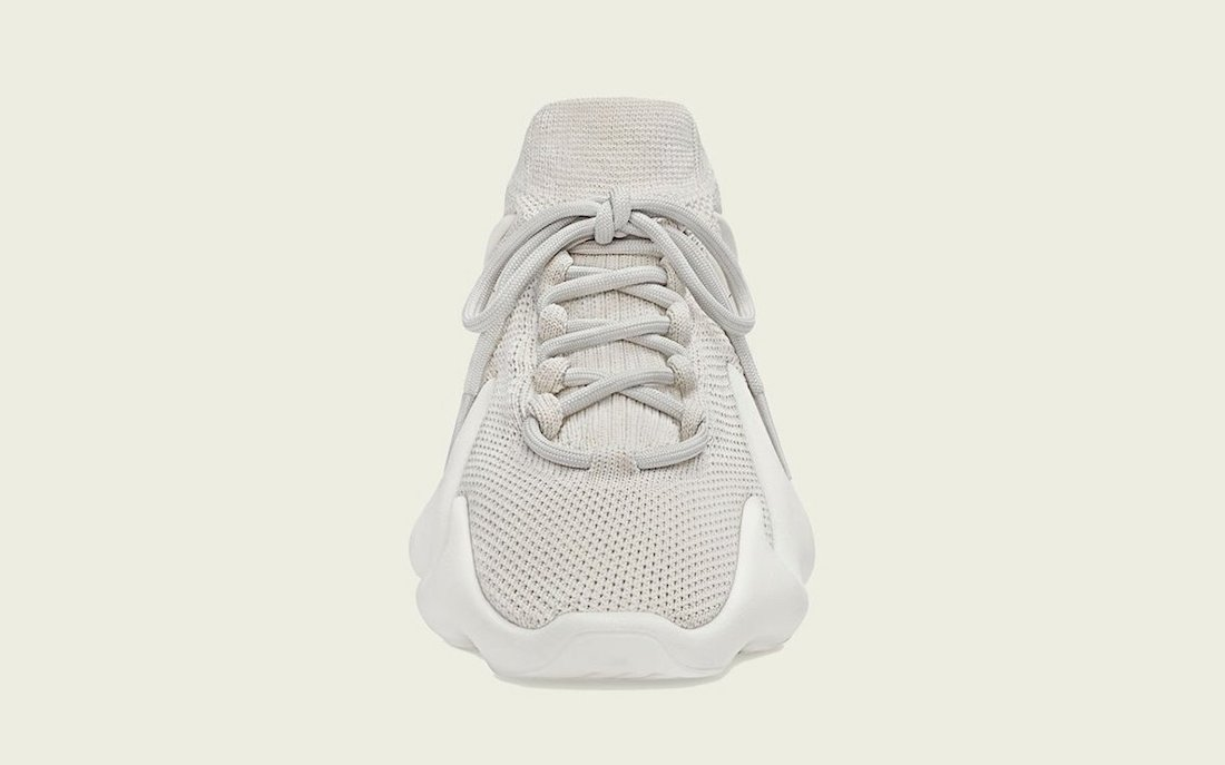 adidas Yeezy 450 Cloud White Style Code: H68038 Release Date