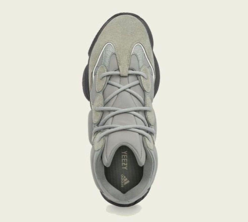 adidas Yeezy 500 High Mist Slate Release Date Info