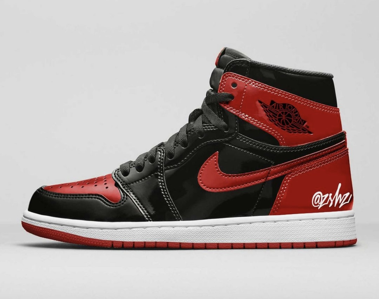Air Jordan 1 Bred Patent Leather 555088-063 Release Date Info
