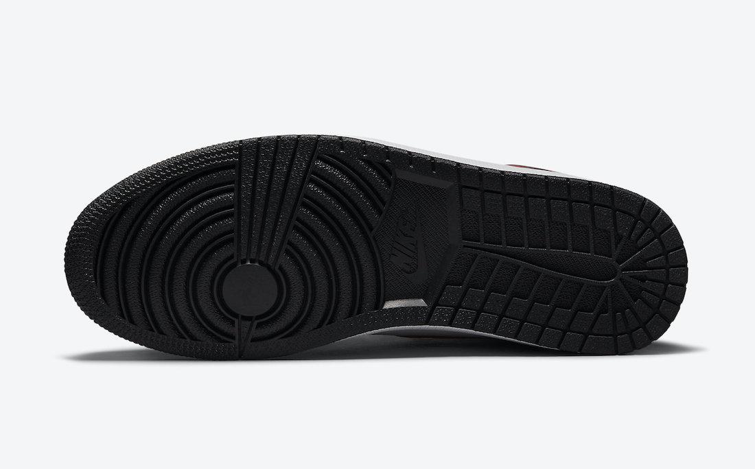 Air Jordan 1 Fusion Red 555088-603 Release Date
