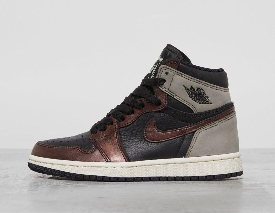 Air Jordan 1 Rust Shadow 555088-033 Release Date Info | SneakerFiles