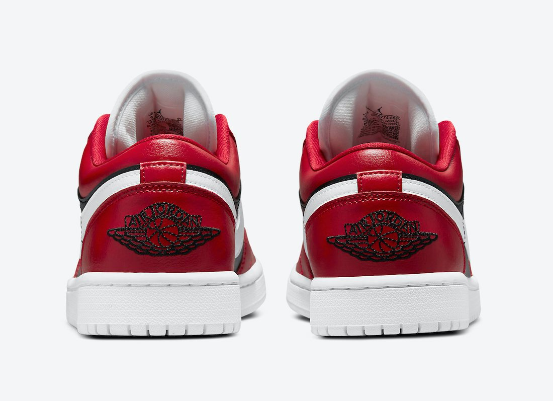 Air Jordan 1 Low Chicago Flip DC0774-603 Release Date Info