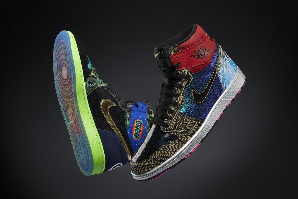 Air Jordan 1 What The Doernbecher Release Date Info
