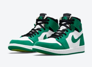 Air Jordan 1 Zoom CMFT Stadium Green CT0978-300 Release Price