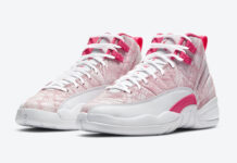 Air Jordan 12 Ice Cream Arctic Punch Kids 510815-101 Release Date