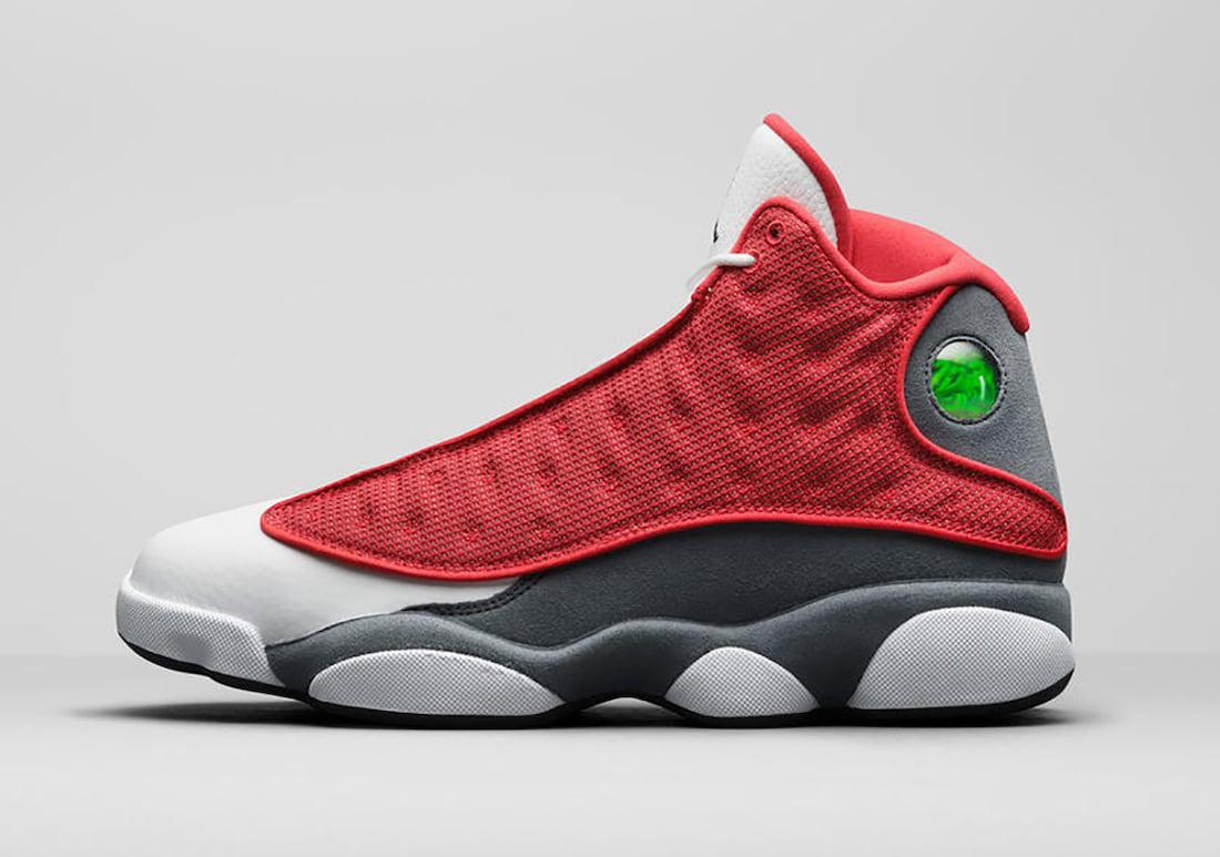 Air Jordan 13 Red Flint DJ5982-600