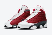 Air Jordan 13 Red Flint GS 884129-600 Release Date