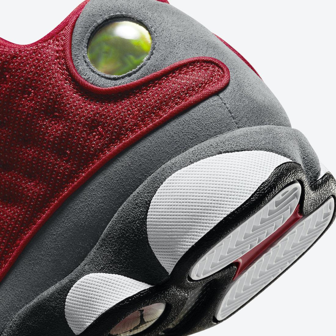 Air Jordan 13 Red Flint GS 884129-600 Release Date
