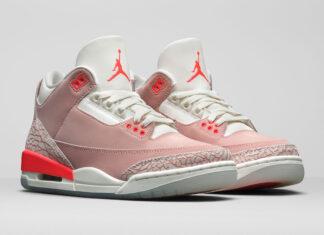 Air Jordan 3 Rust Pink CK9246-600