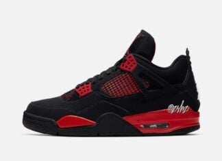 Air Jordan 4 Red Thunder CT8527-016 Release Date Info