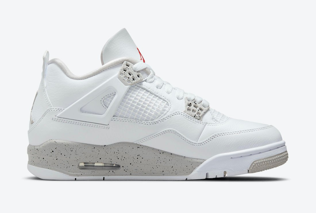 Air Jordan 4 White Oreo CT8527-100 Release Date