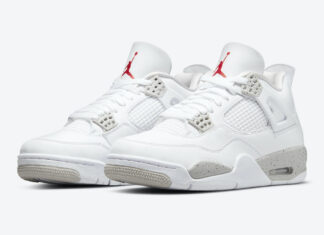 Air Jordan 4 White Oreo CT8527-100 Release Date