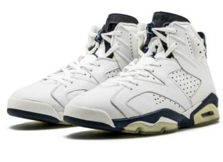 Air Jordan 6 Midnight Navy 2021 CT8529-141 Release Date Info