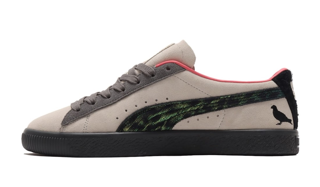 atmos Staple Puma Suede Pigeon and Crow Release Date Info