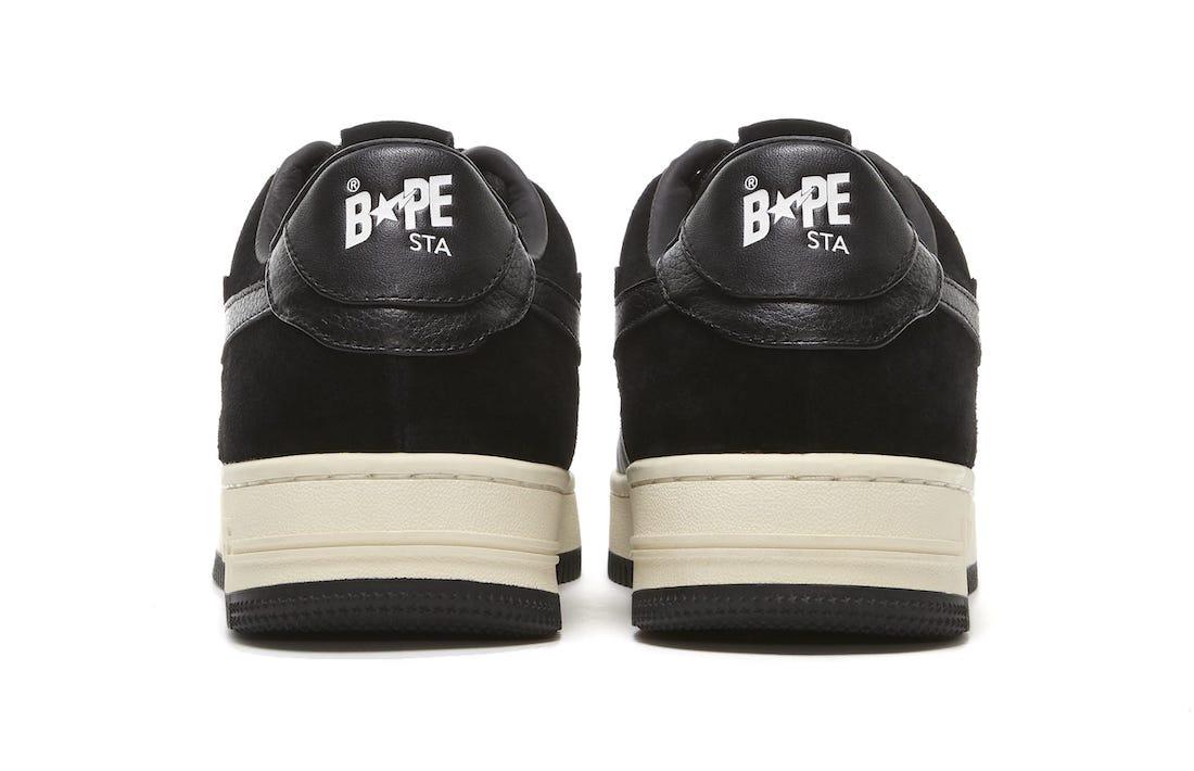 Bape Sta Black Release Date Info