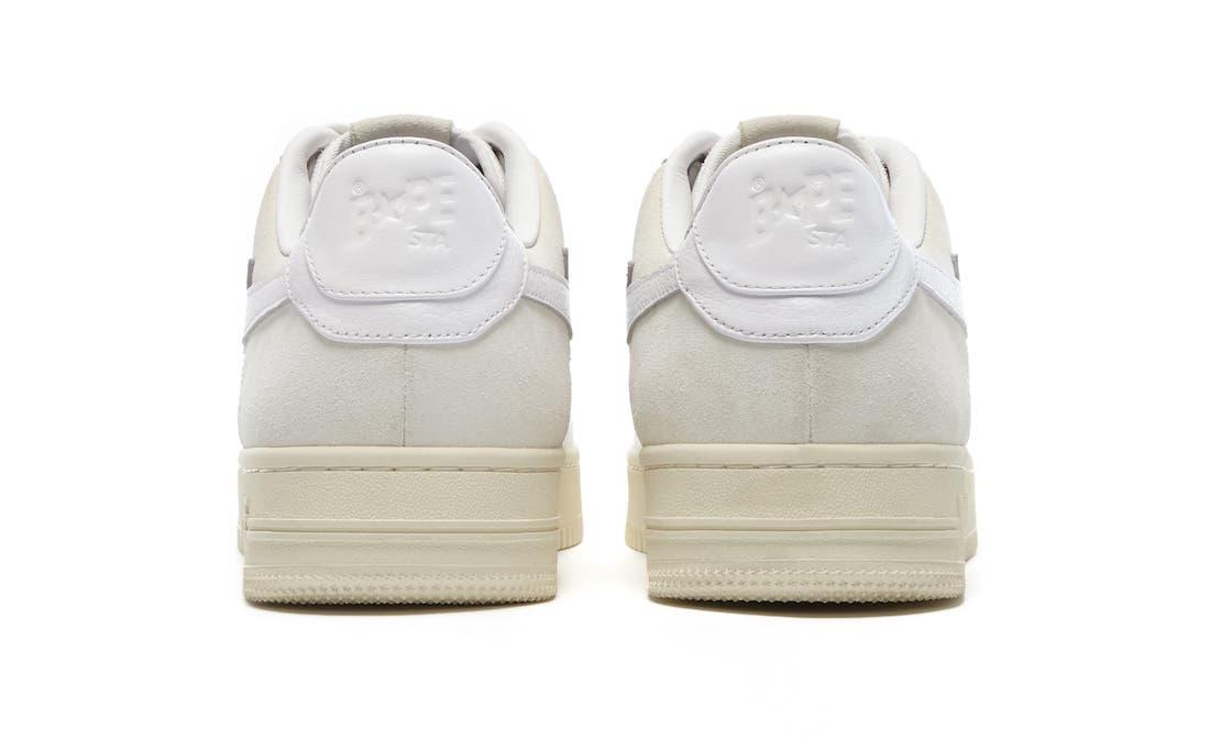 Bape Sta White Release Date Info