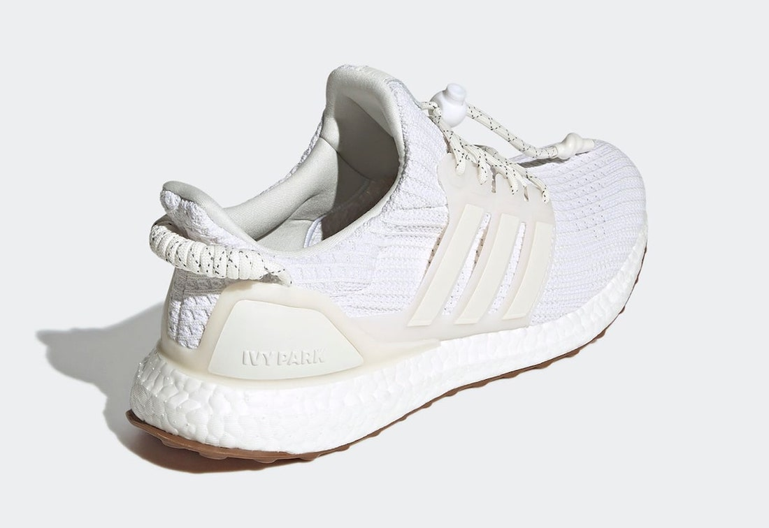 Beyonce Ivy Park adidas Ultra Boost White Gum GX2770 Release Date Info