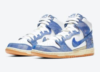 Carpet Company Nike SB Dunk High CV1677-100 Release Date