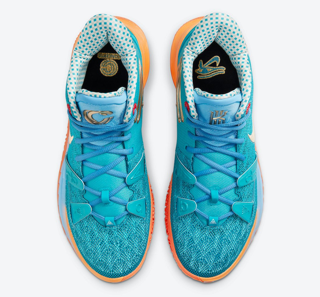Concepts Nike Kyrie 7 CT1137-900 Release Date Info keywords