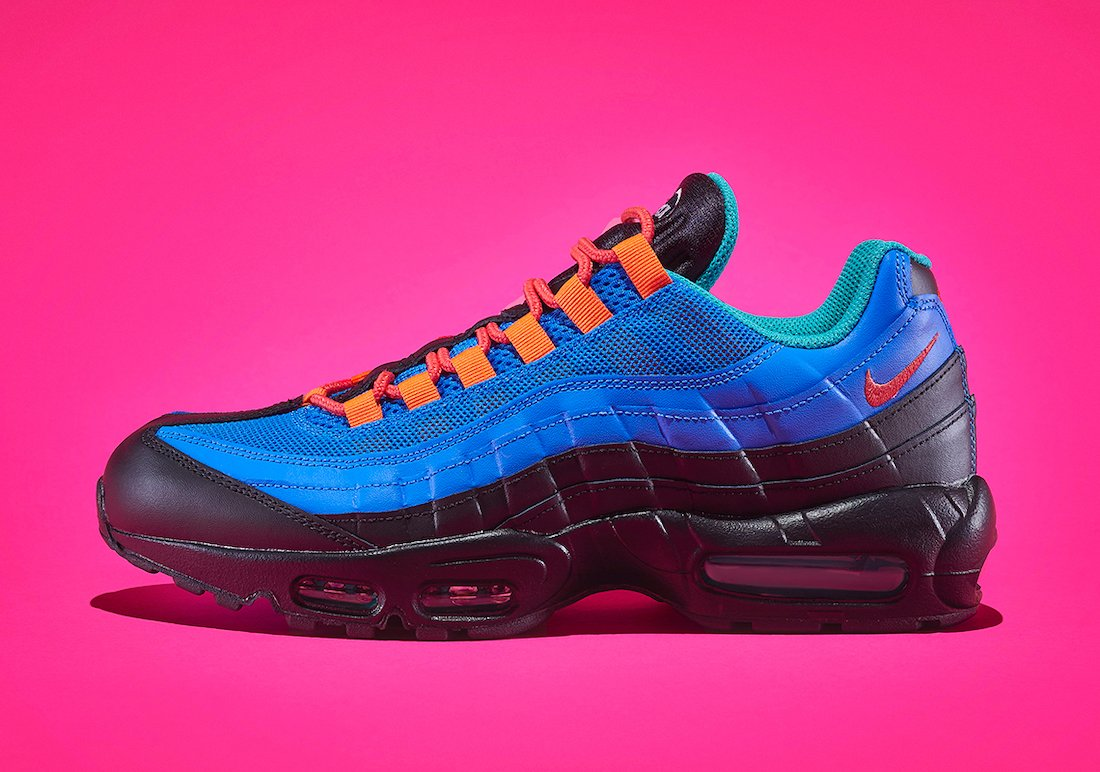 Coral Studio Nike Air Max 95 V2 Release Date Info