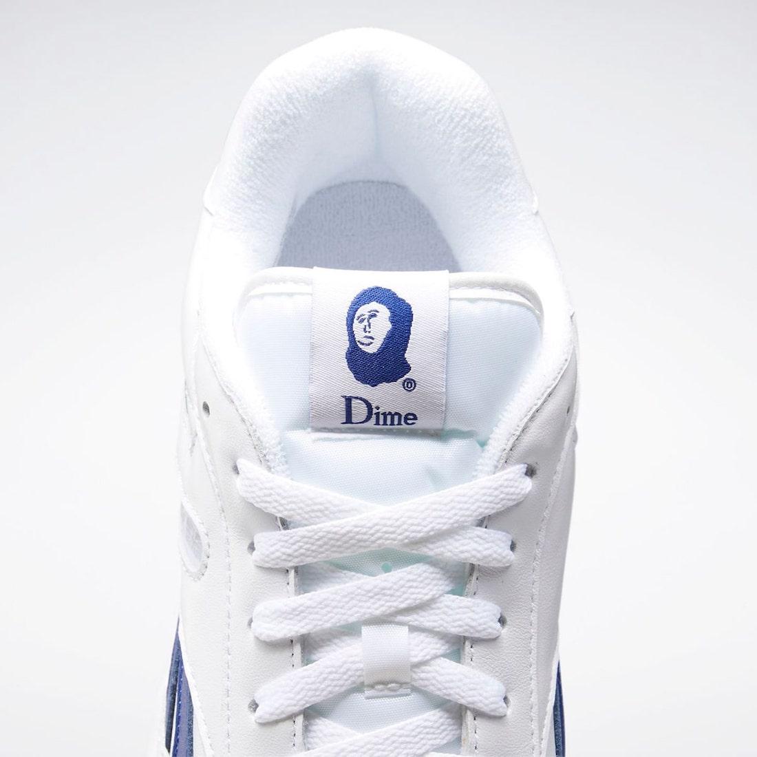 Dime Reebok BB4000 White Blue Q47373 Release Date Info
