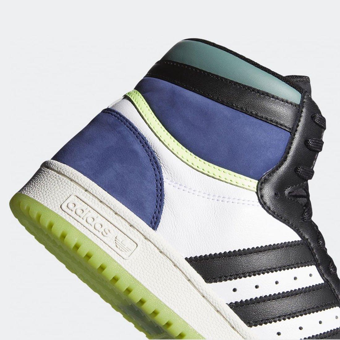 Donovan Mitchell adidas Top Ten Hi GW4978 Release Date Info