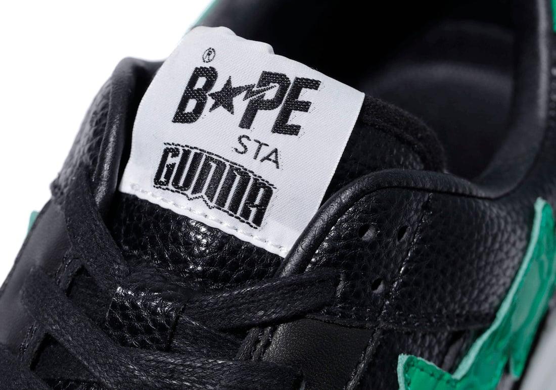 Gunna A Bathing Ape Bape Sta Low Release Date Info